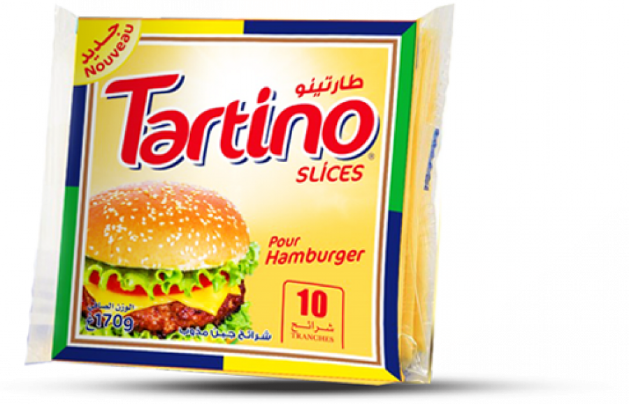 Slices Tartino Hamburger